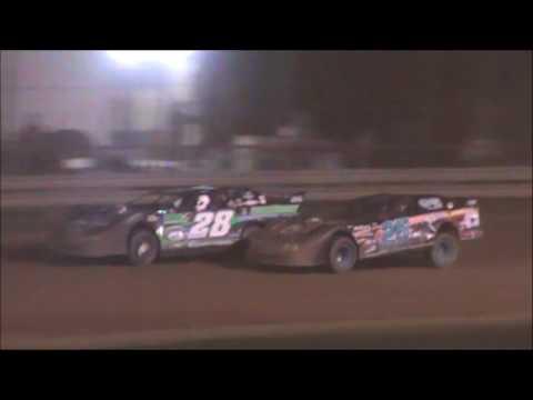 Penn/Ohio Pro Stock Series Feature Mercer Raceway Park 9/23/16 - dirt track racing video image