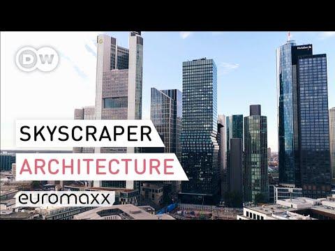 Germany's Only Skyscraper City - Frankfurt am Main