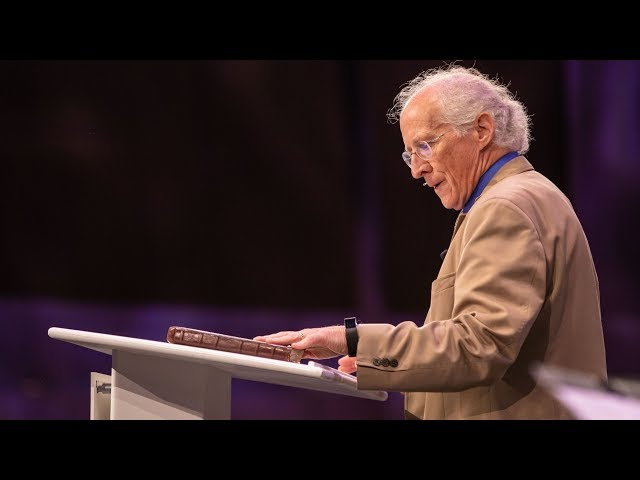 The Devil Can Do Exposition, but He Can't Preach —John Piper