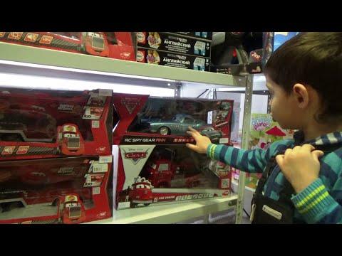 Игрушки. Посещение магазина - склада детских игрушек в Санкт-Петербурге