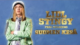 Lidl Stingy ft. Nuarieno - Suomen kesä | Lidl Suomi