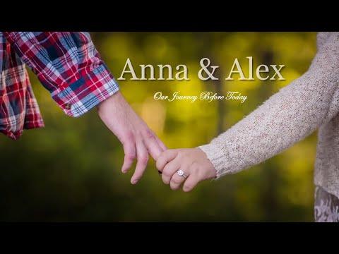 Anna & Alex - Wedding Reception Slideshow