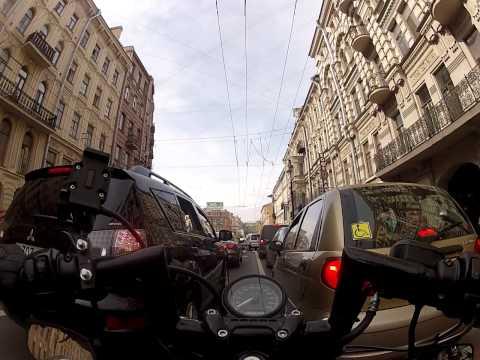Nevskiy prospect, Sankt-Peterburg, Harley 48