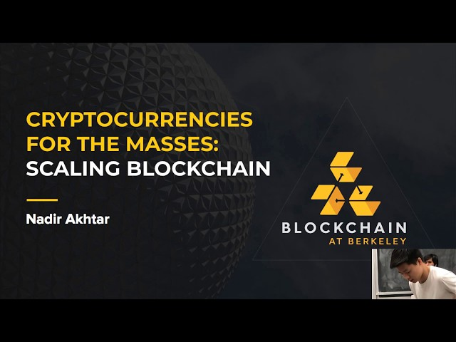 [Lecture 10] Fall 2018 Blockchain Fundamentals: Cryptocurrency for the Masses