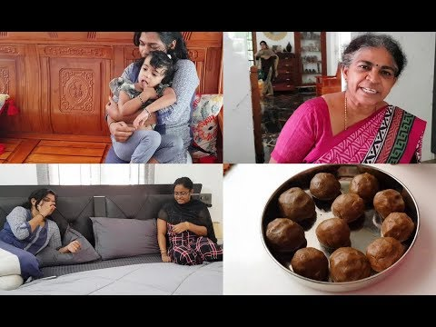 random-morning-vlog---making-ulundu-kali-with-amma---yummy-tummy-vlog