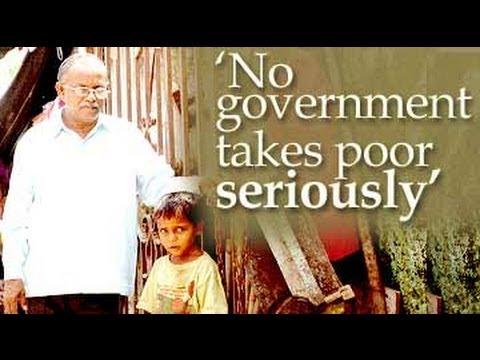 Margadarshi - Jockin Arputham (National Slum Dwellers Federation)