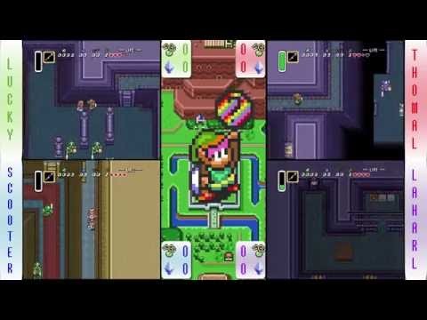 Let's Race Link To The Past Randomizer Part 1: Hooked From The Start