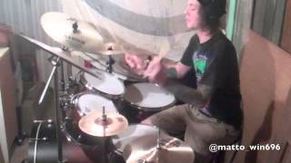 Matthew Owen- A Day To Remember- Colder Than My Heart If You Can Imagine (drum cover)