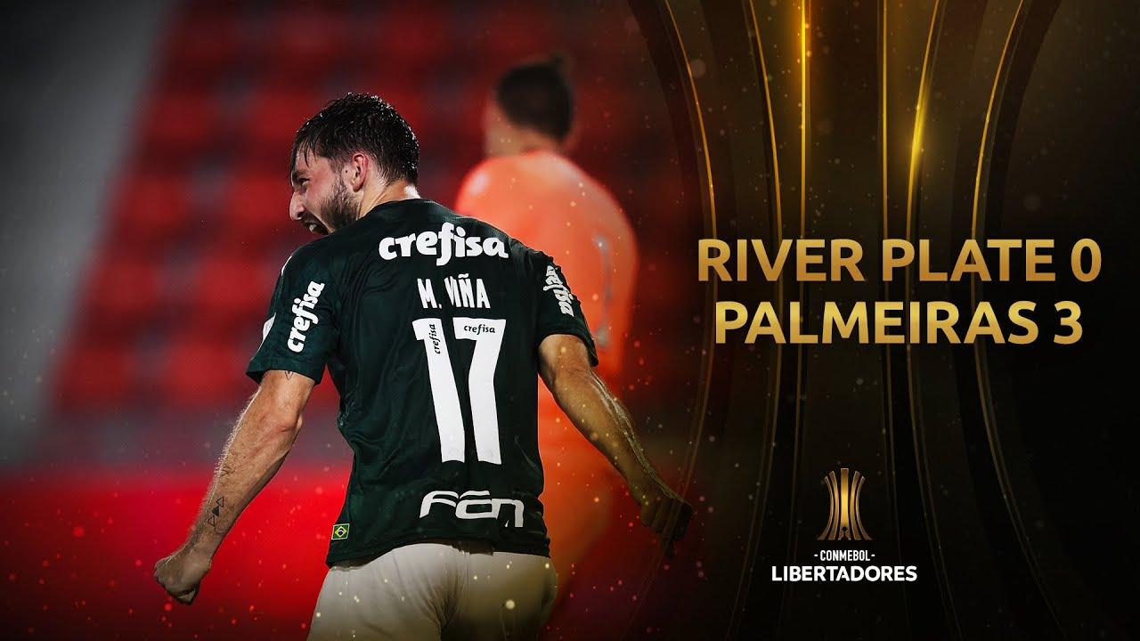 River Plate vs. Palmeiras [0-3]   RESUMEN   Semifinal   IDA   CONMEBOL Libertadores