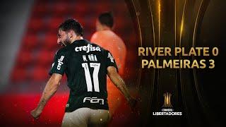 River Plate vs. Palmeiras [0-3] | RESUMEN | Semifinal | IDA | CONMEBOL Libertadores