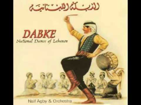 Dabke Liban syrie music