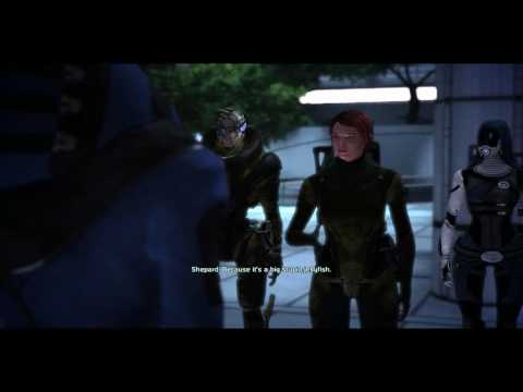 Mass Effect: Biggest Bitch in the Galaxy Part One |