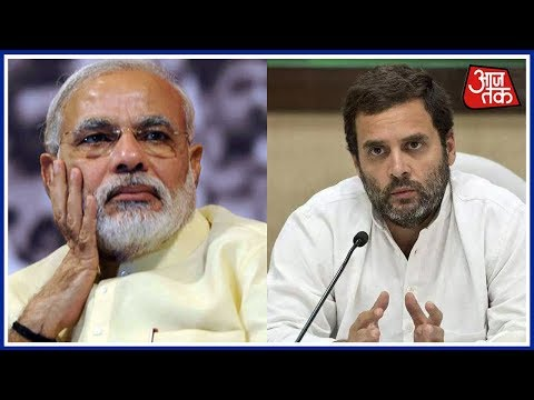 Shatak AajTak | Rahul Gandhi Says Modi Committed 'Personal Deal' In Rafale Agreement