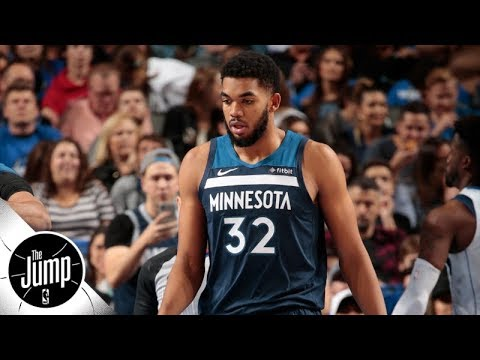 Why has Karl-Anthony Towns lost his confidence? | The Jump