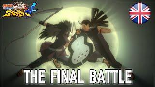 Naruto SUN Storm 4 - PS4/XB1/PC - The Final Battle (English)