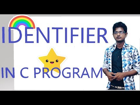 What is  identifiers in C  language  | c programming tutorials ( HINDI )