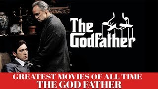Greatest Movies Of All Time: The Godfather | Asianet Newsable