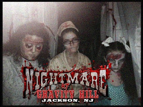 My Experience At Nightmare At Gravity Hill!