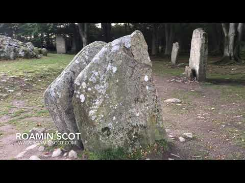 """'Craigh na Dun' Clava Cairns inspiration for Outlander """"Freedom & Whisky"""" Claire & Jamie"""