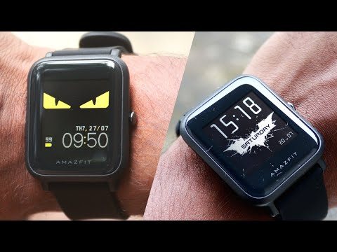 How To Install Custom Watch Faces On Amazfit Bip(ios)