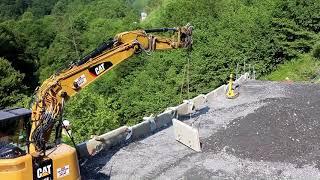 Le chantier de la route de Gourette devra être prêt trois jours avant le passage du Tour de France