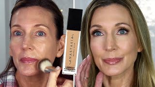 Foundation Friday Over 50 #71 Anastasia Luminous