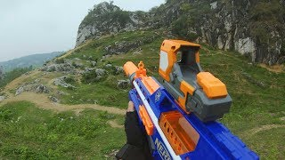 NERF GUN GAME 2.0 - Nerf First Person Shooter