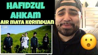 Reaction To Air Mata Kerinduan Voc Hafidzul Ahkam