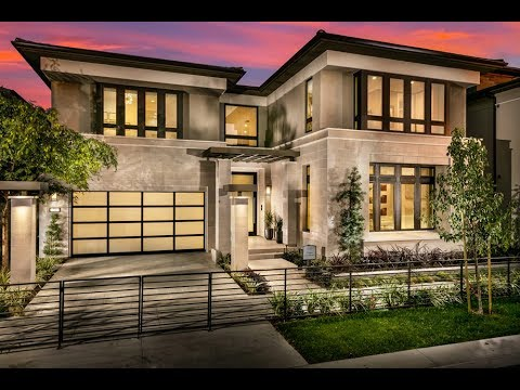 $2,100,000 Irvine CA: 6-bedroom Calypso Model Home by Toll Brothers, Alara at Altair