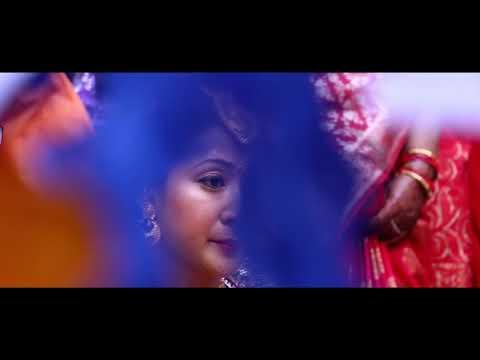 Rajesh weds Kritina, highlights Nepali Wedding video