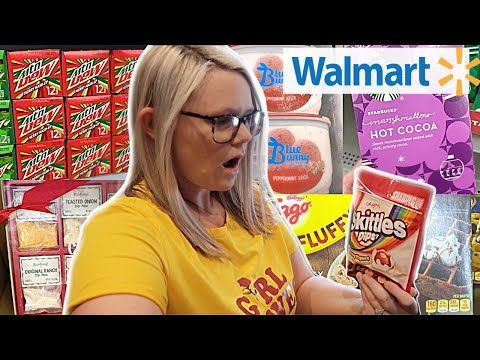 WALMART GROCERY HAUL // WALMART SHOP WITH ME 2019