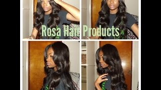 Aliexpress Rosa Hair Products Updated Review