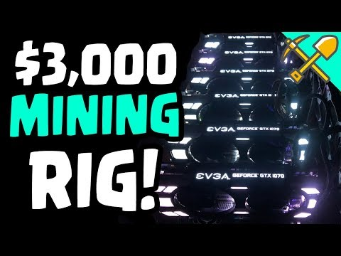 Beginner's Guide To Build A Crypto Mining Rig - RVN/ETH/ZEC