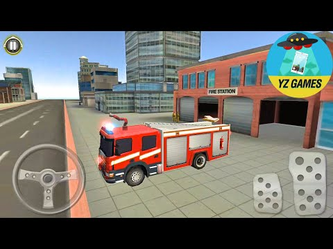 NY City FireFighter 2019 | Real Simulator FireFighter Android GamePlay FHD