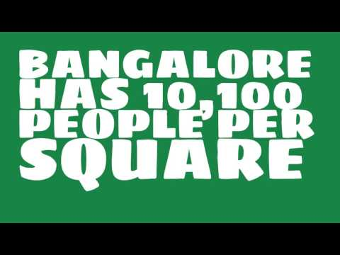 When was Bangalore elected?