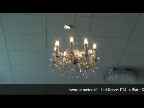 led kerze e14 youtube. Black Bedroom Furniture Sets. Home Design Ideas