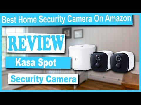 Kasa Spot Home Security Camera System Review - Best Home Security Camera On Amazon