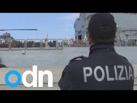 Migrants and the Mediterranean: Number of Italy-bound migrants soars