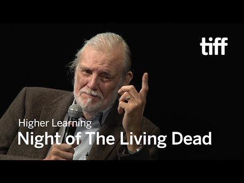 GEORGE A. ROMERO | Night of the Living Dead | Higher Learning