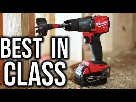 Milwaukee Tools Makes The Best Hammer Drill On The Market And Here's Why