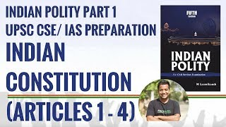 Polity: Indian Constiution 2.1 : India that is Bharat IAS Preparation