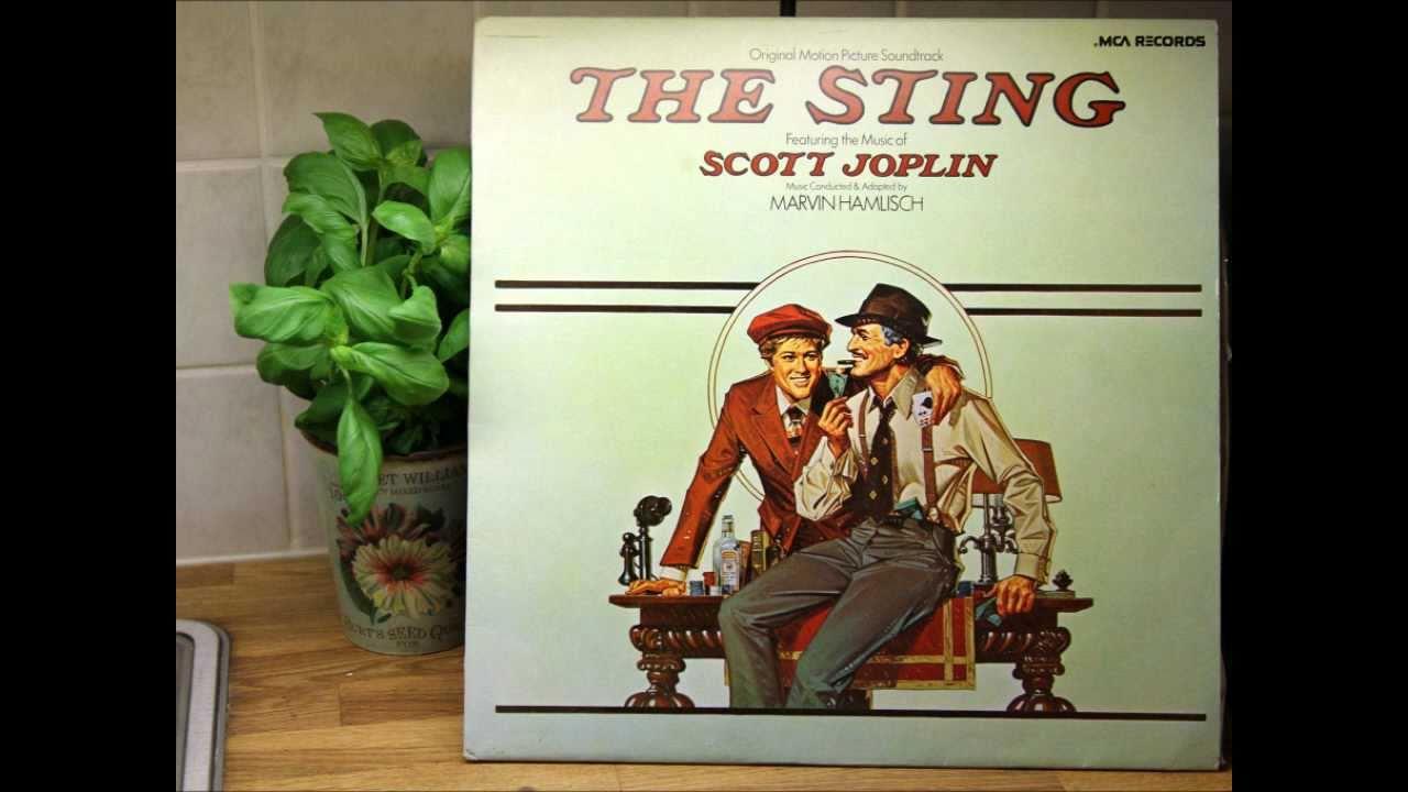 The Sting 1973 Soundtrack (4) - Hooker's Hooker - YouTube
