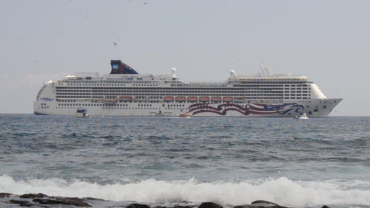 Ms pride of america norwegian cruise line - Norwegian Cruise Line Pride Of America