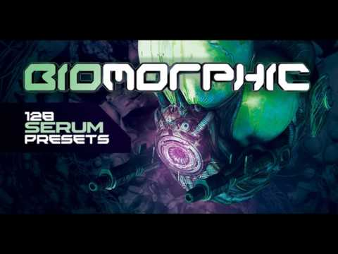 Black Octopus - Biomorphic: 128 Serum Presets | Resonance Sound