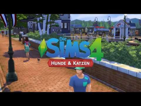 """Die Sims 4 Hunde & Katzen Offizieller Gameplay-Trailer """"Erstelle ein Tier"""""""