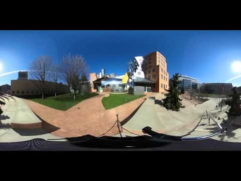 MIT 360 Tour: Stata Center