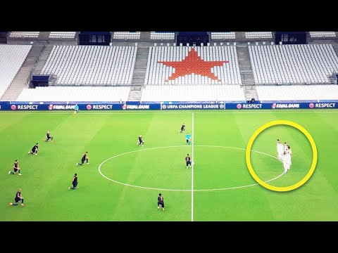 Why didn't OM and Krasnodar take the knee in support of the #BlackLivesMatter movement? | Oh My Goal