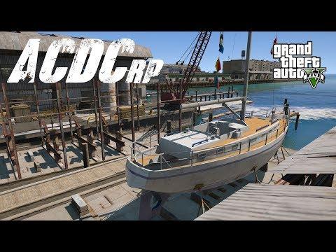 GTA V  ACDCrp - Episode 12 - The Shipyard Spy (LEO)
