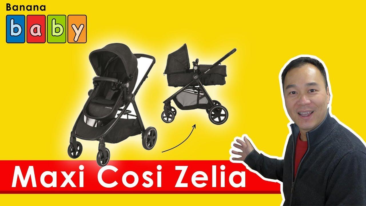 Maxi Cosi Zelia Stroller 2019 Review
