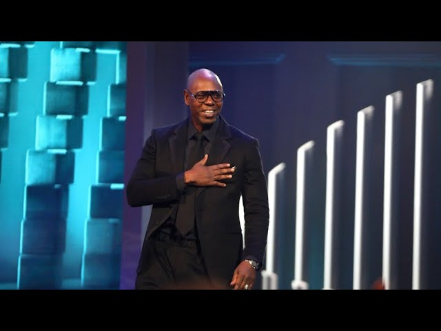 Dave Chappelle open tribute for Black Comedians
